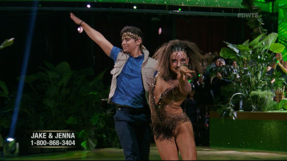 Dancing with the stars recap jake t austin gets the boot abc news buffering m4hsunfo