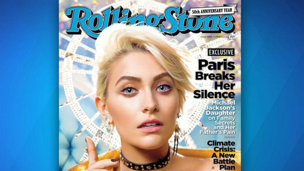 Paris Jackson defends her love of nudity: 'It's actually a beautiful thing'