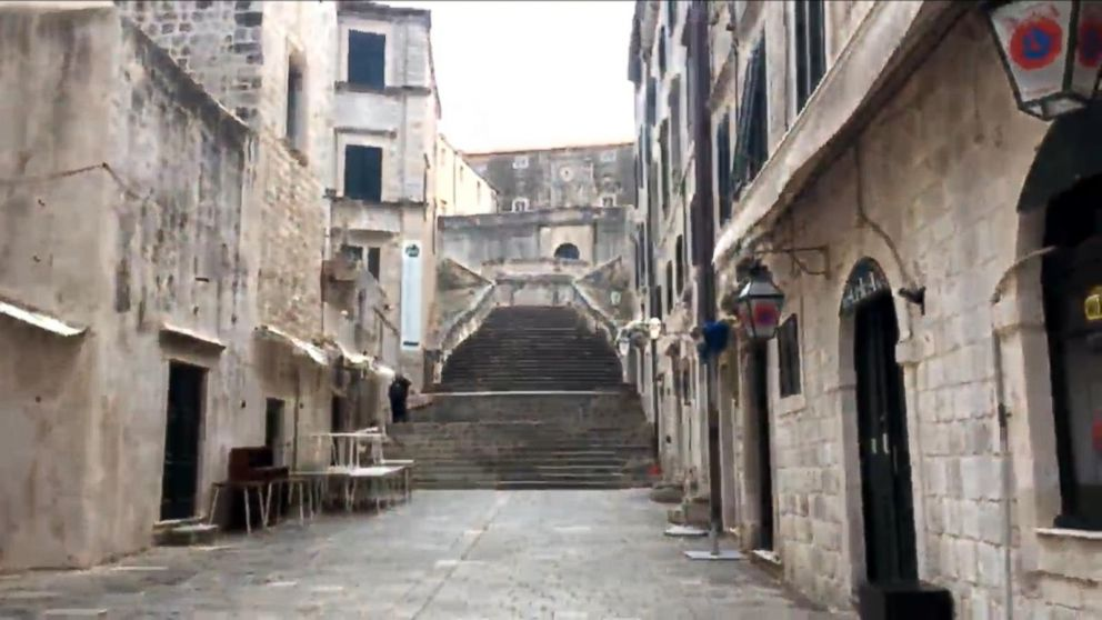 Touring Game of Thrones Filming Locations in Dubrovnik Video - ABC on winter is coming, harry lloyd, iain glen, mark addy, rory mccann, nikolaj coster waldau, richard madden, once upon a time, a game of thrones, a song of ice and fire, game of thrones - season 2, sophie turner, the walking dead, sean bean, aidan gillen, lena headey, jason momoa, true blood, game of thrones - season 1,