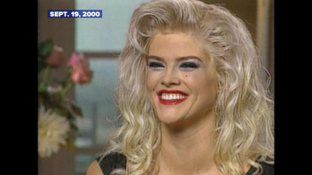 Anna Nicole Smith S Daughter Now 10 Is Fearless Like