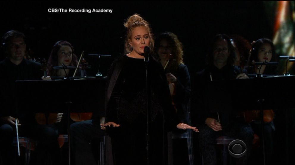 Adele And Beyonce Shine At 2017 Grammy Awards Video - ABC News
