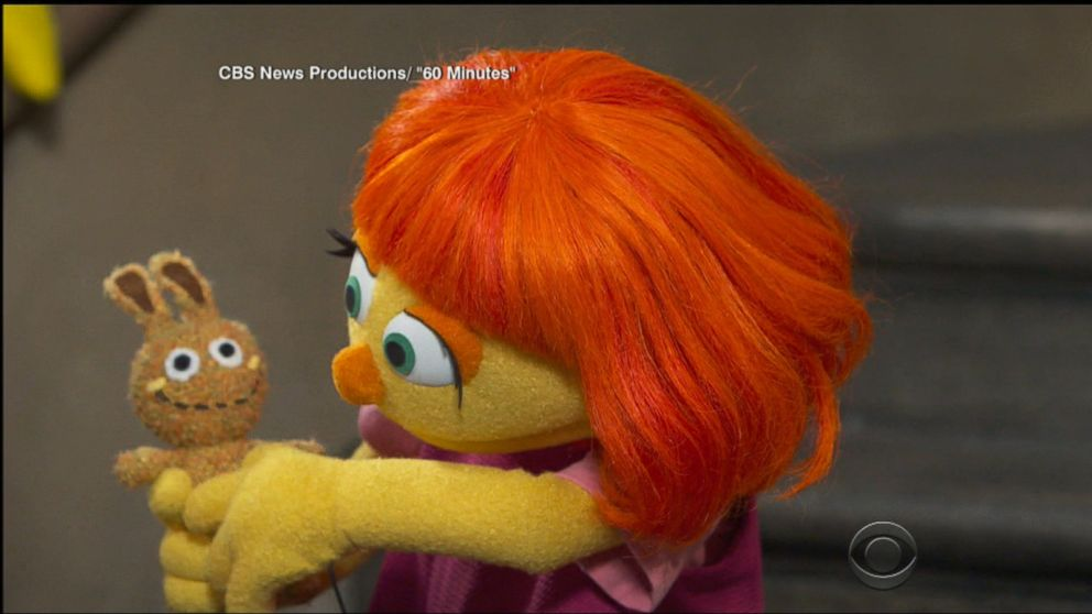 What Muppet With Autism Means To My >> Sesame Street To Introduce Tv Fans To Julia A Muppet With Autism