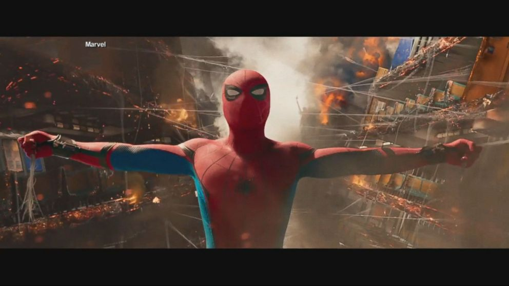 7cb5087e152 2nd trailer for 'Spider-Man: Homecoming' features more Iron Man ...