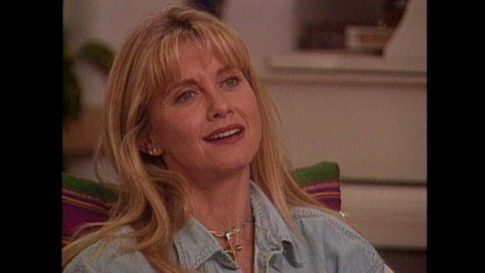 Nov 4 1993 Olivia Newton John On Having Breast Cancer Video Abc News