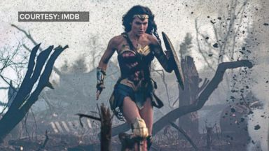 Wonder Woman' could become the first comic book project