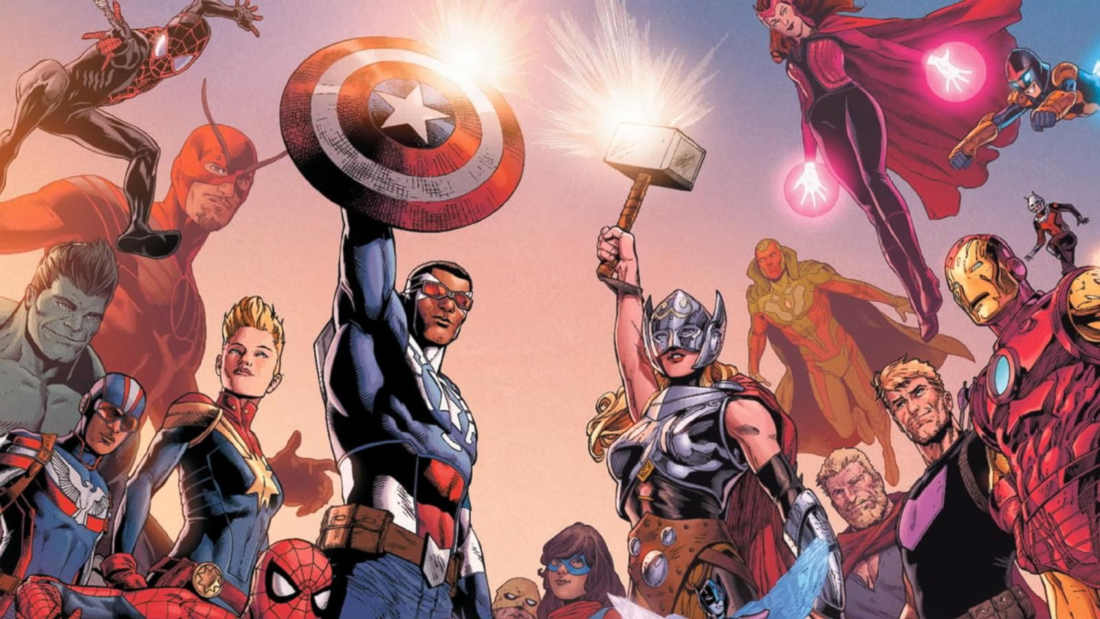 Captain Americas Comeback What This Means For Future Of Marvel