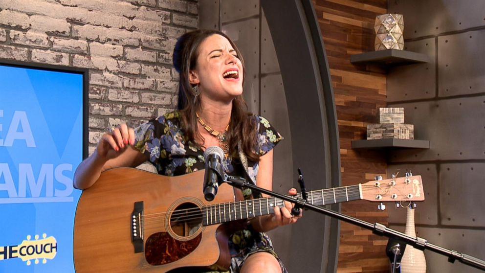 Chelsea Williams Performs Lonely Girl Video Abc News