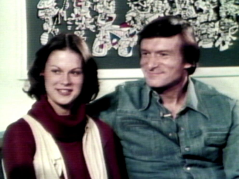 Inside The Marriages And Family Life Of Hugh Hefner Abc News