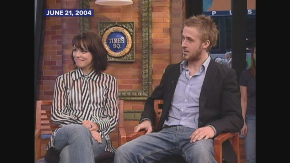 June 21, 2004: Ryan Gosling, Rachel McAdams discuss 'The ...