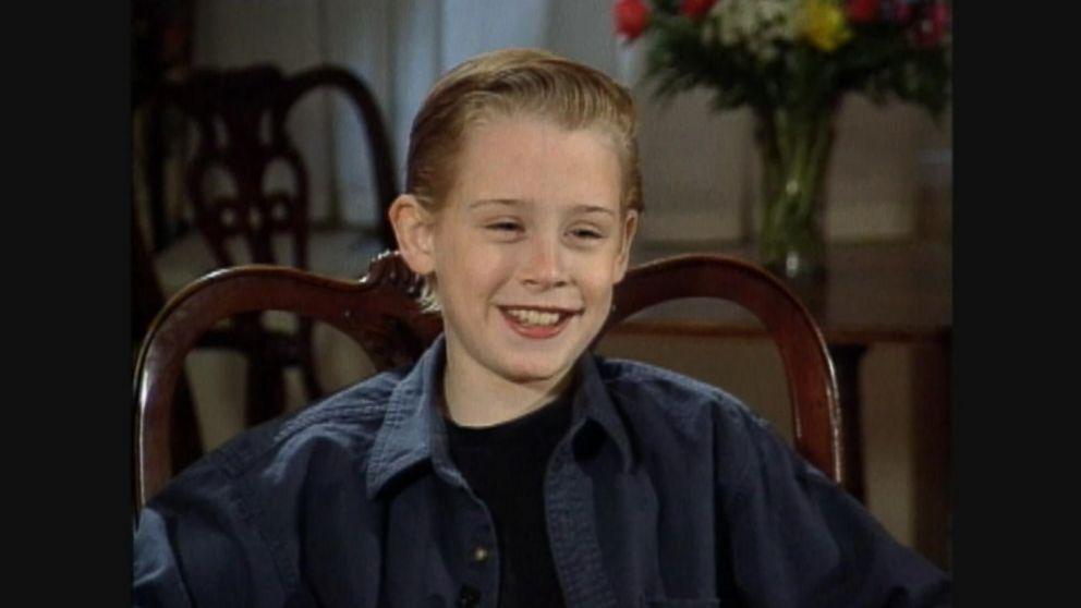 Nov 9 1992 Macaulay Culkin On Home Alone 2 Lost In New York Video Abc News