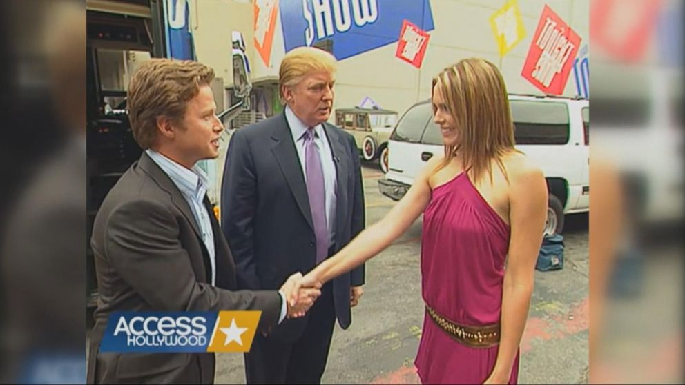Billy Bush fires back at Trump for questioning authenticity of ...