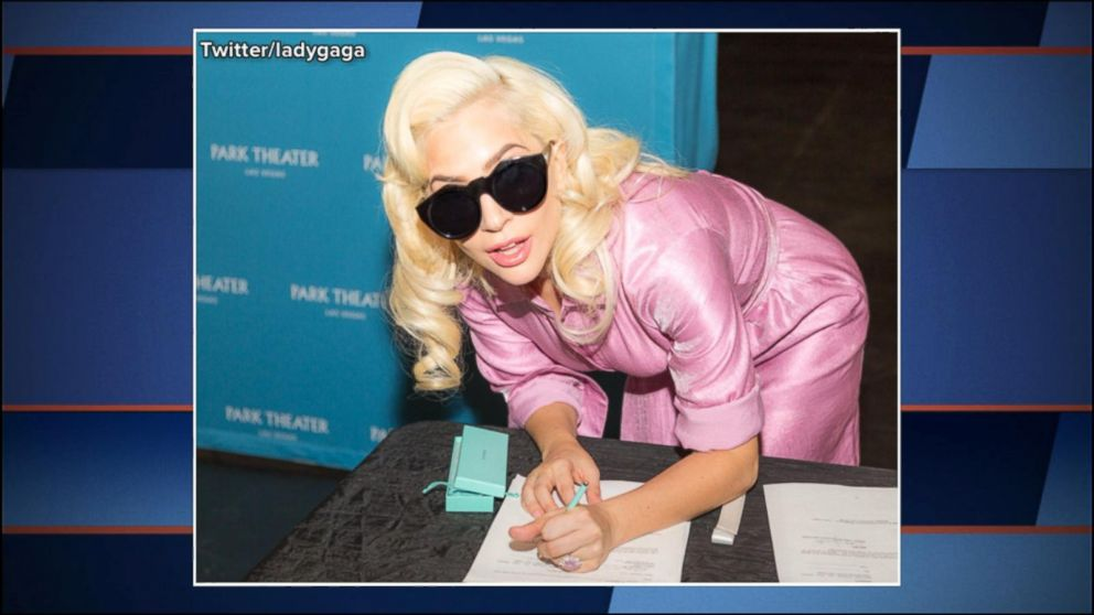 8d7eb9070ca11 Lady Gaga gives fans a sneak peak at her upcoming Vegas residency - ABC News