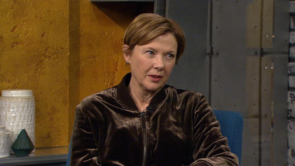 VIDEO: Annette Bening on playing Academy Award-winning actress in Film Stars Dont Die in Liverpool