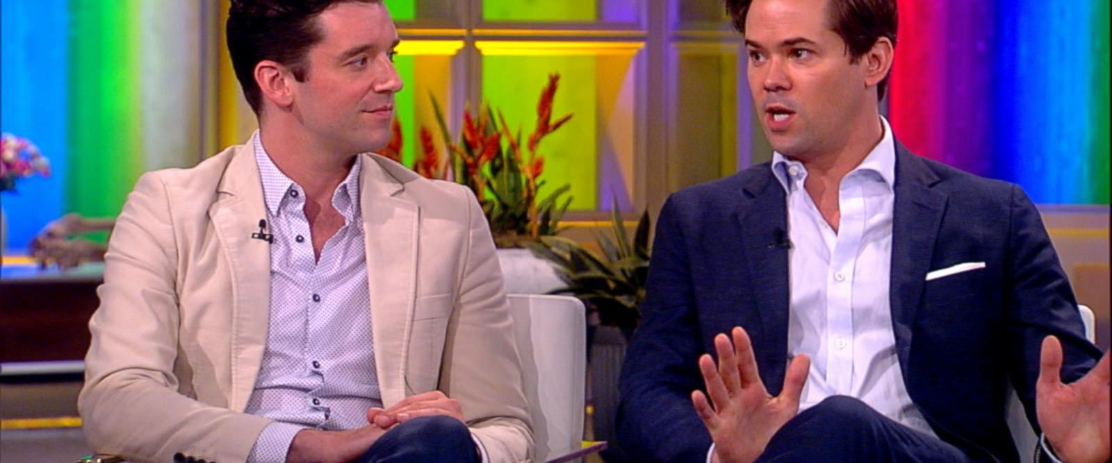 VIDEO: Michael Urie and Andrew Rannells on the hurdles they face as gay actors