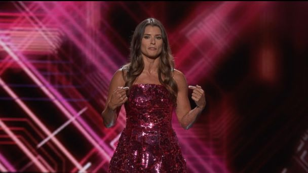 Danica Patrick soars as 1st female ESPYs host
