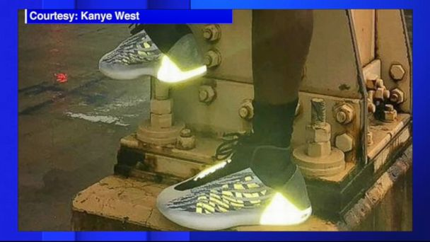 NBA set to ban Kanye West's sneakers, report says