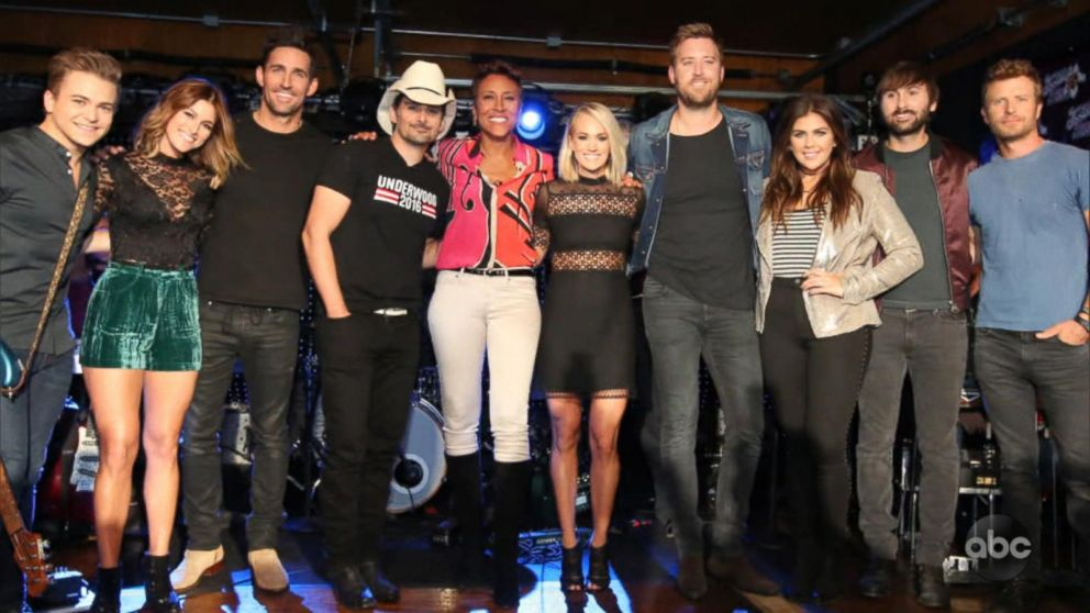 Country stars reflect on 10 years of 'Countdown to the CMAs' specials: Part 6