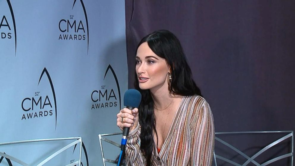 Country Music Awards Interview, Day 2: Kacey Musgraves Video - ABC News