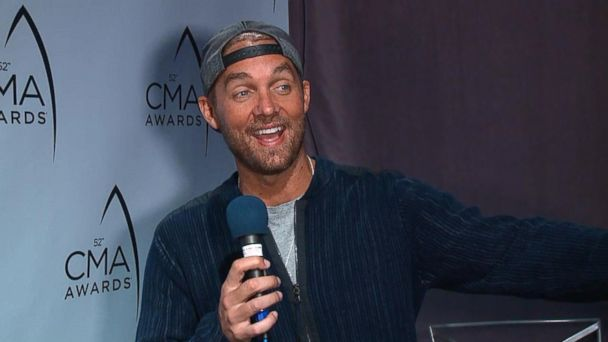 Country Music Awards Interview, Day 2: Brett Young