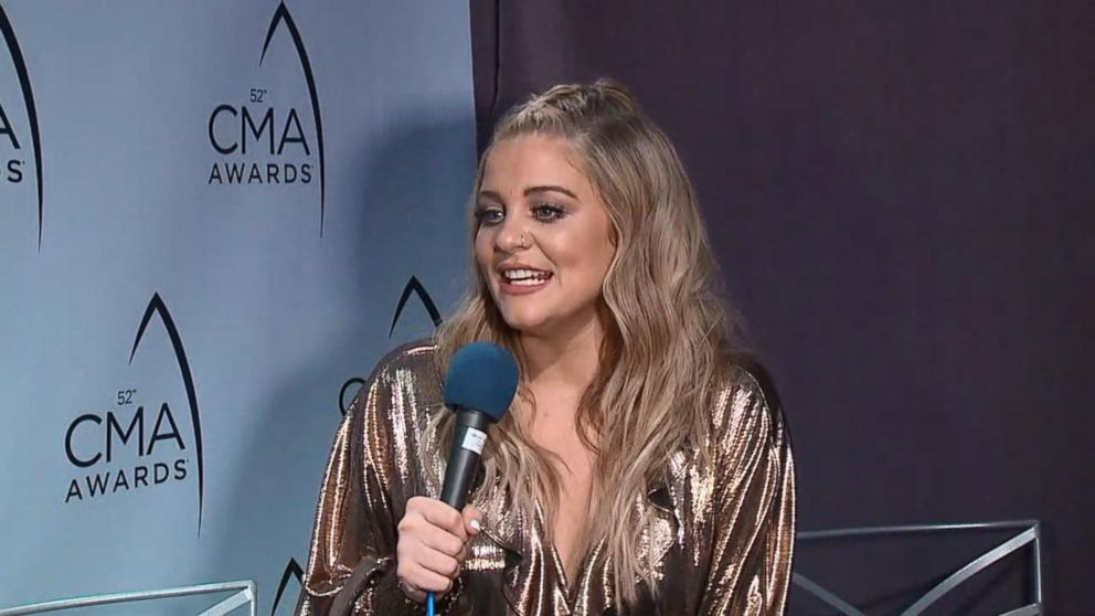 Country Music Awards Interview, Day 2: Lauren Alaina