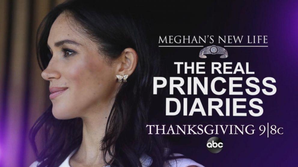 'Meghan's New Life: The Real Princess Dairies' airs Tonight at 9/8c