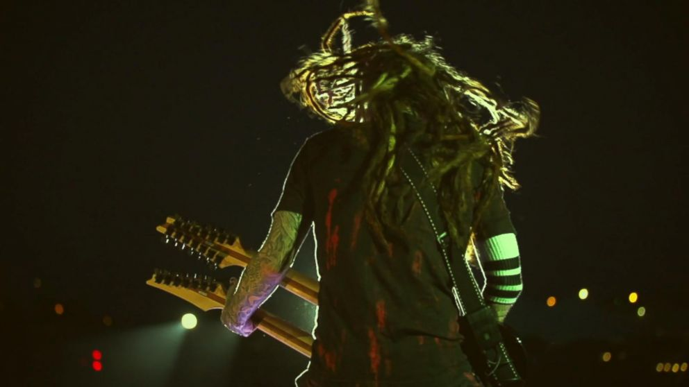 Korn Star Brian Welch Talks Addiction And Faith In New Doc