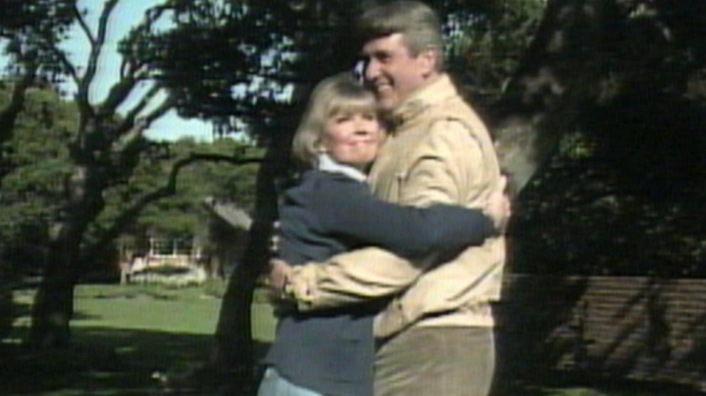 892a54dc56540 Doris Day s 1983 reunion with on-screen love Rock Hudson Video - ABC ...