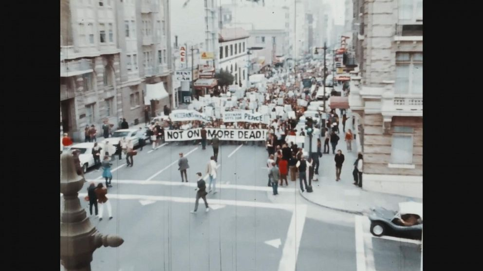 VIDEO: Civil rights activist on organizing one of the largest marches in US history