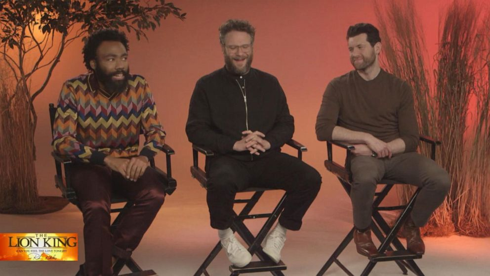 VIDEO: The Lion King cast, director on their roles in the new film