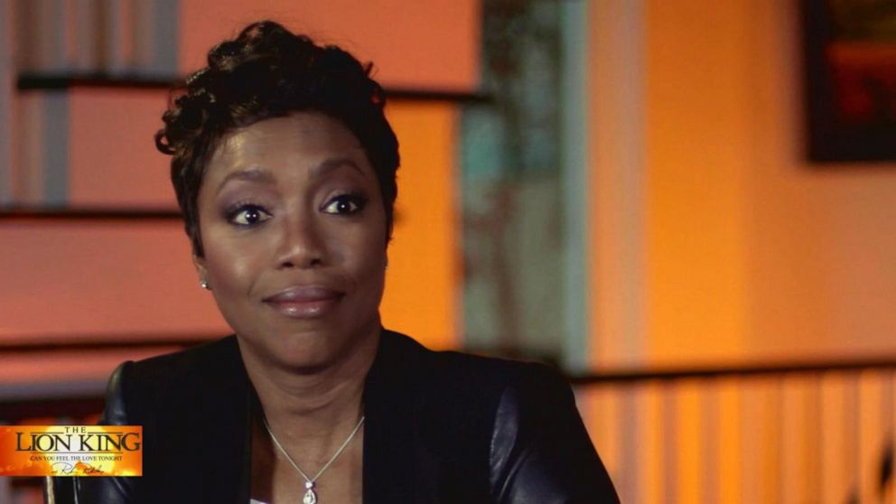 Who played 'The Lion King's' Nala after Heather Headley was injured?