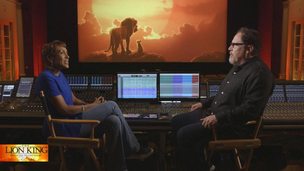 How the director and cast of 'The Lion King' approached the story's timeless appeal