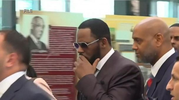 R. Kelly held without bond