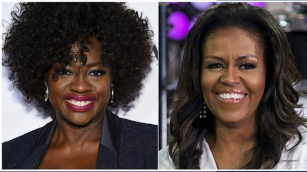 Viola Davis to play Michelle Obama in new television series