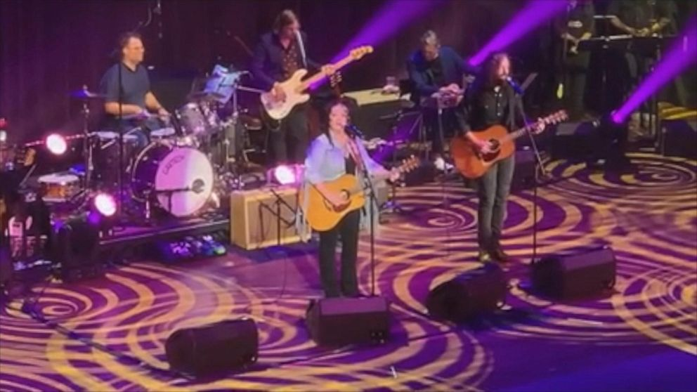 CMA Awards nominee Ashley McBryde sings Brooks & Dunn