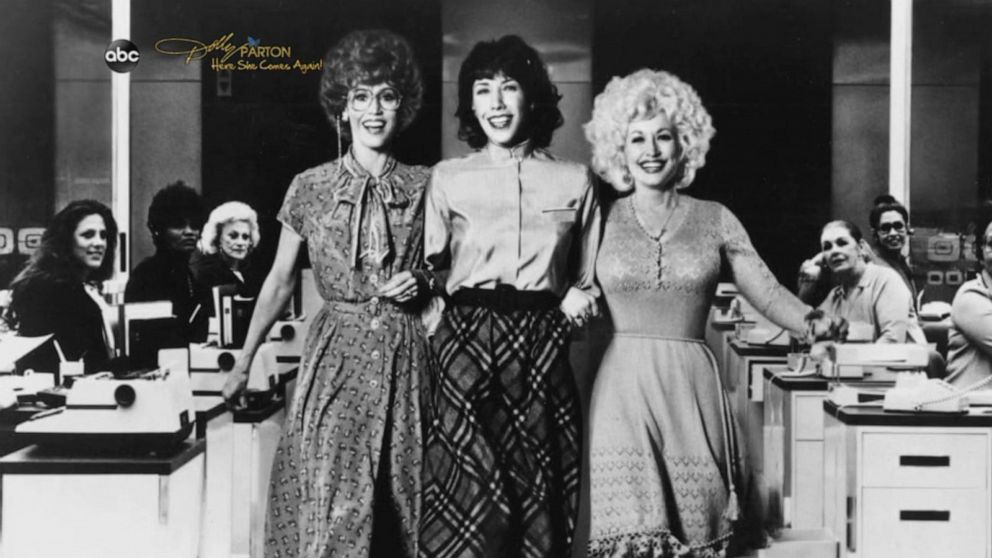 '9 to 5' costars recall working with Dolly Parton in iconic film