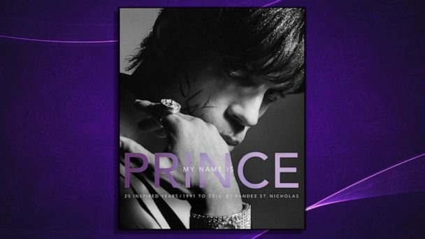 New book 'My Name is Prince' reveals some of the artist's most intimate moments