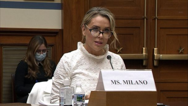 Video Alyssa Milano: 'No reason to be a celebrity if you're not going to use your voice'