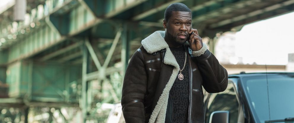 "PHOTO: 50 Cent in a scene from ""Power,"" 2014."