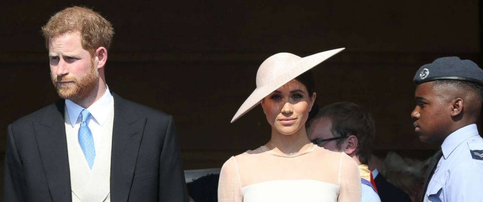PHOTO The Duke And Duchess Of Sussex At Prince Wales 70th Birthday Patronage