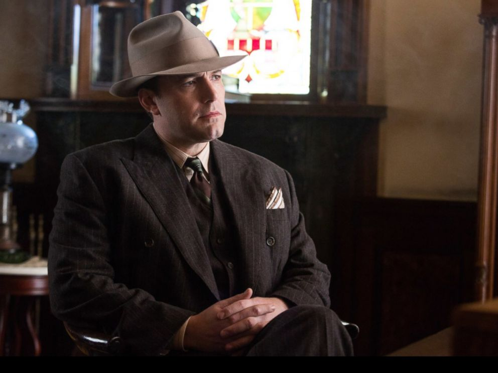 PHOTO: Ben Affleck in Live by Night.