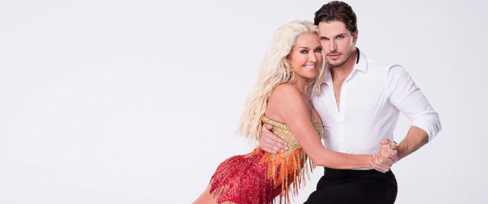 "PHOTO: Erika Jayne will compete with pro Gleb Savchenko on the new season of ""Dancing With the Stars."""