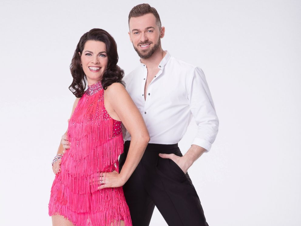PHOTO: Nancy Kerrigan will compete with pro Artem Chigvintsev on the new season of Dancing With the Stars.