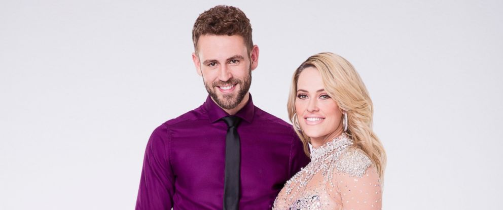 """PHOTO: Nick Viall will compete with pro Peta Murgatroydon the new season of """"Dancing With the Stars."""""""