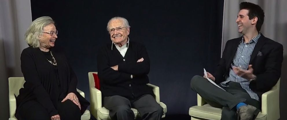 PHOTO: William Daniels, 89, and his wife, actress Bonnie Bartlett, spoke with ABC News after his March 1 book release.