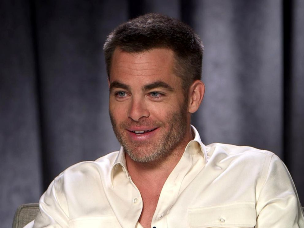 chris pine opens up about wonder woman and being mistaken for