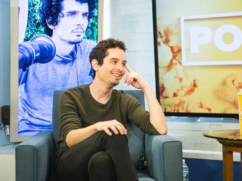 PHOTO: Damien Chazelle is seen here at the ABC Studios in New York, Nov. 28, 2016