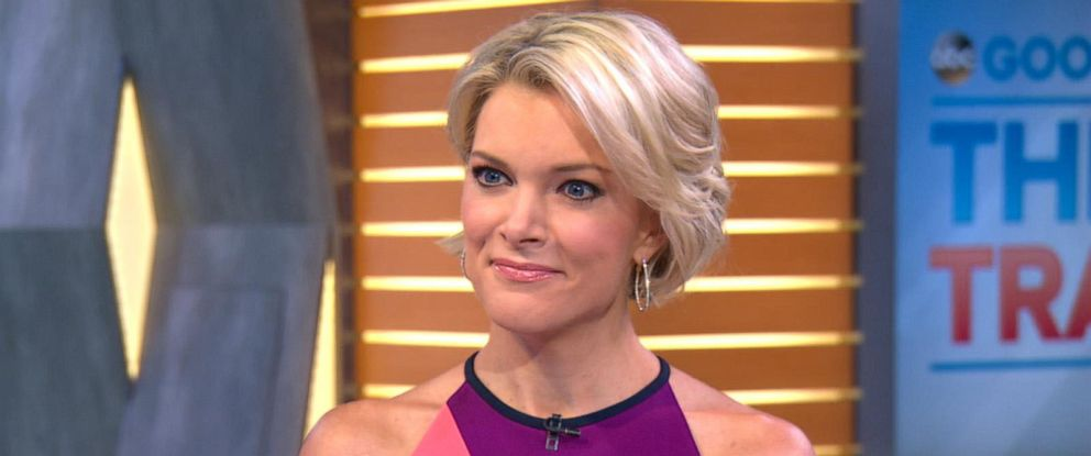 "PHOTO: Fox News host Megyn Kelly appeared on ""Good Morning America"" to discuss her new book ""Settle for More."""