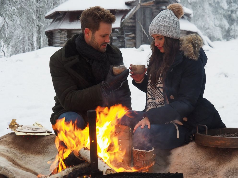 PHOTO: Nick Viall and Vanessa Grimaldi in The Bachelor.