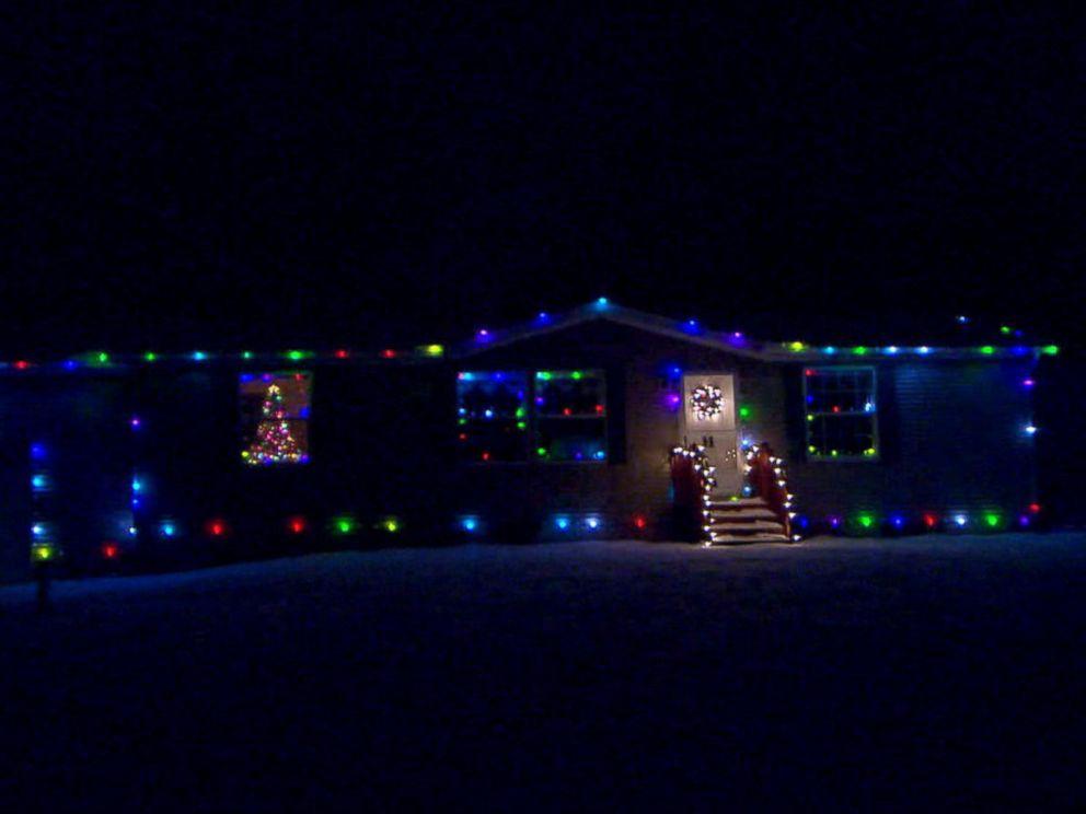 Control His Home S Christmas Lights