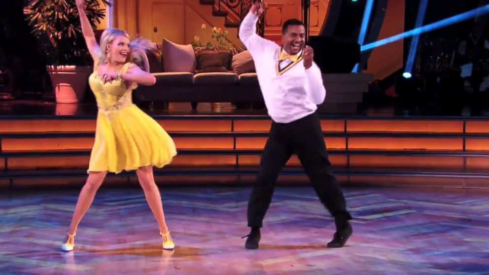 alfonso ribeiro performed the carlton on dancing with